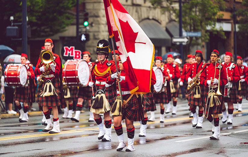 تصویر روز ملی کانادا