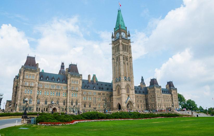 تصویر پارلمان کانادا